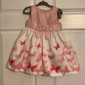 Gymboree Easter Dress 12-18M